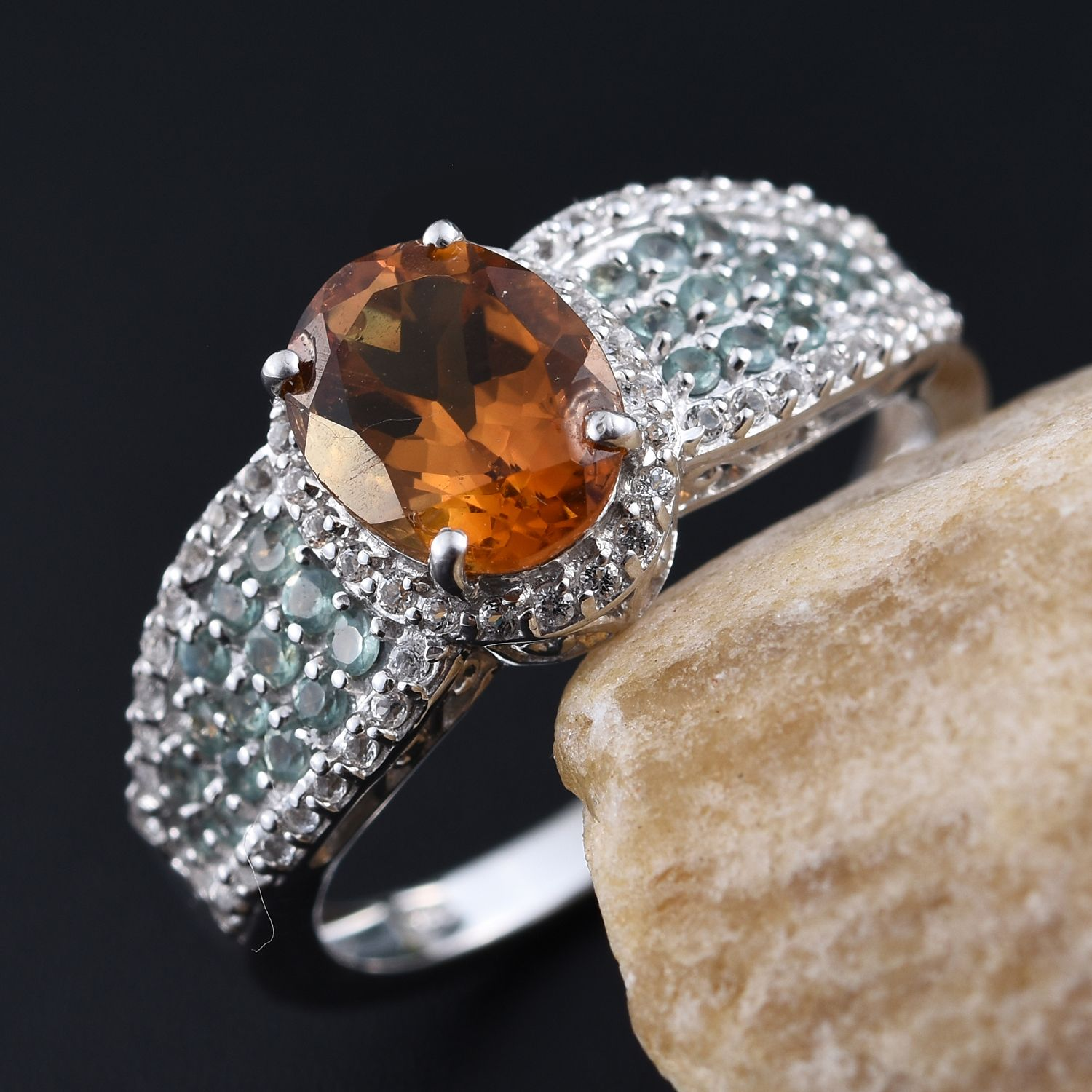 Santa ana madeira citrine bekily color change garnet for Fashion jewelry that won t change color