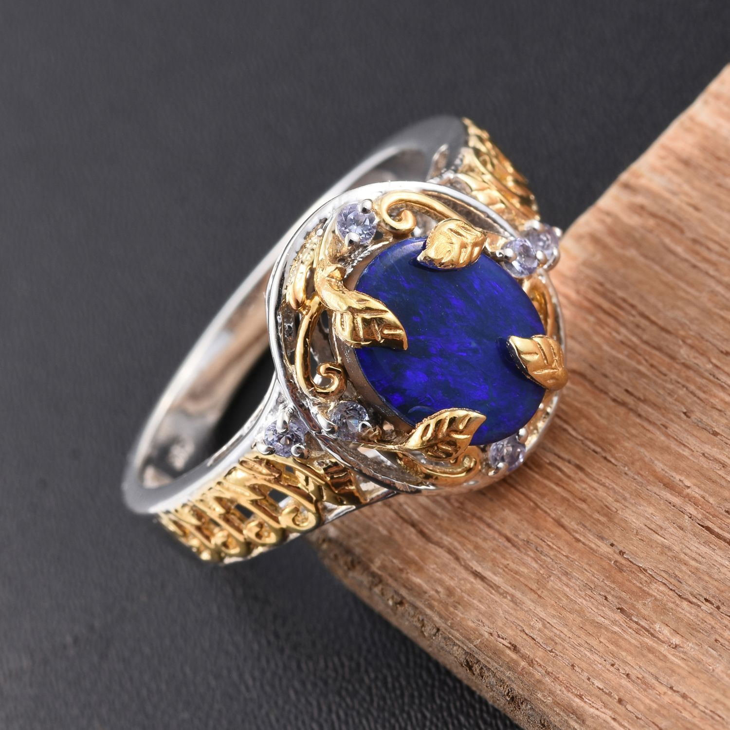 Karen 39 s fabulous finds australian boulder opal tanzanite for Jewelry stores boulder co