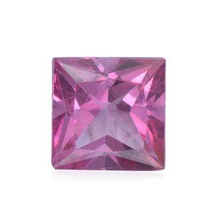 Pure Pink Mystic Topaz (Sqr 8 mm) TGW 3.01 Cts.