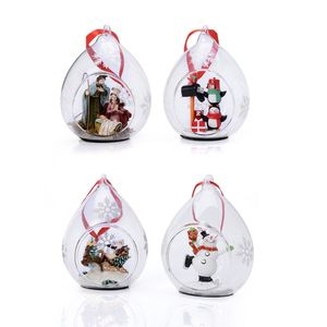 Set of 4 Ornaments