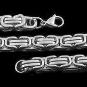 Doorbuster Stainless Steel Borobudur Chain (24 in)