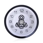 Black Wall Clock (10x10 in)