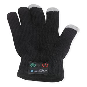 Bluetooth Touchscreen Winter Gloves with USB Battery Charger