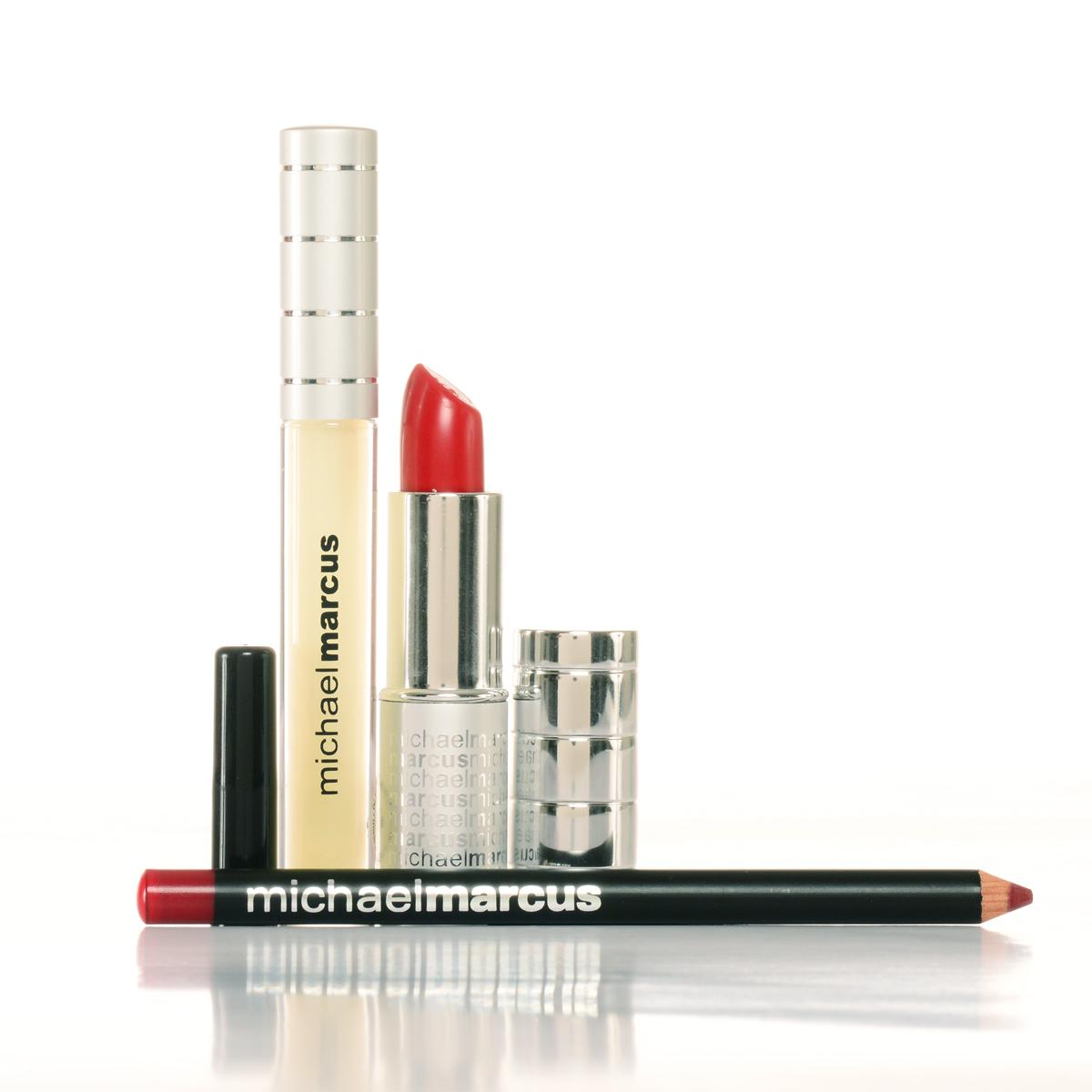 Michael Marcus Ultimate Lip Collection - Red