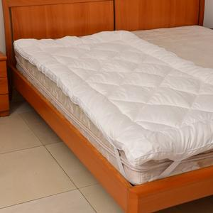 SmartKool Cooling Fabric Mattress Topper-Queen
