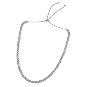 Stainless Steel Link Necklace (18 in)