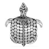Bali Legacy Collection Sterling Silver Turtle Pendant without Chain (4.4 g)