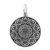 Artisan Crafted Sterling Silver Pendant without Chain (7.4 g)