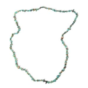 Gem Workshop Turquoise Chip Strand (36 in) 201.50 ct tw