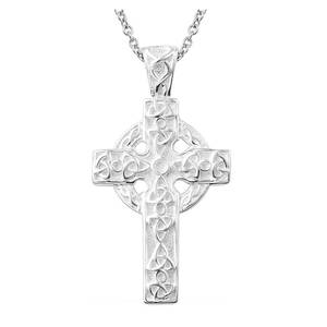 Kevin's Presidential Deal Sterling Silver Pendant With Stainless Steel Chain (20 in)