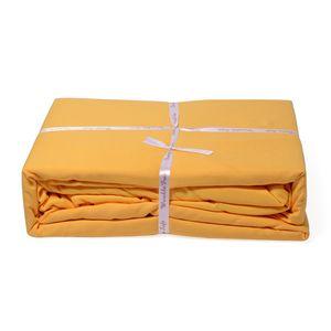 Premier Colorful Collections- Lemon Yellow 100% Microfiber Wrinkle-Resistant Sheet Set (Twin/Twin XL)