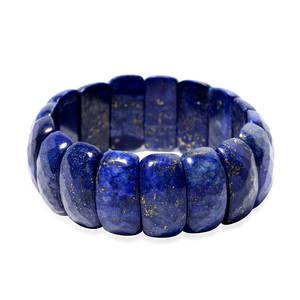 Lapis Lazuli Bracelet (Stretchable) TGW 400.00 cts.