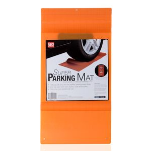 Vehicle Parking Mat with Anti Skid Tape