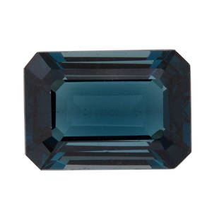 London Blue Topaz Octagon 18x13 mm TGW 16.00 cts.