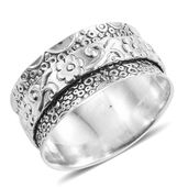 Sterling Silver Ring (Size 5)