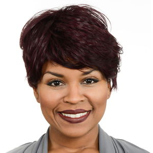 Easy Wear Hair Debbie Wig - Merlot