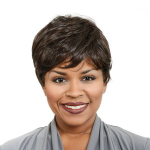 Easy Wear Hair Debbie Wig - Dark Brown