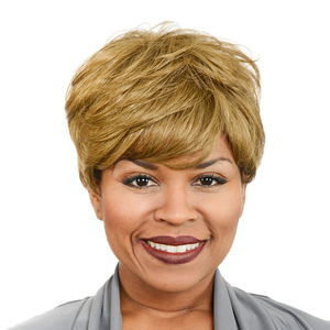 Easy Wear Hair Debbie Wig - Neutral Blonde
