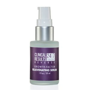 Clinical Results 24.7 Reverse- Growth Factor Rejuvenating Serum (1 fl oz)